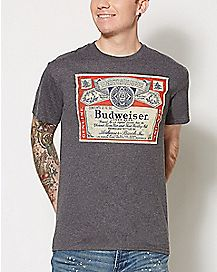 Budweiser Beer T Shirt
