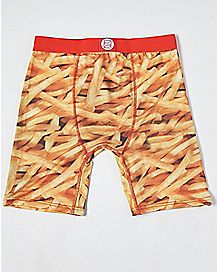 French Fries Boxer Briefs