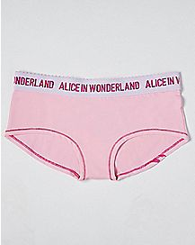 Cheshire Cat Alice in Wonderland Underwear