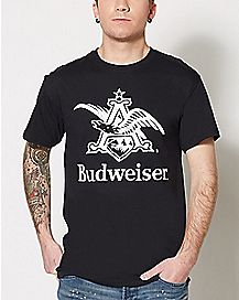 Eagle Budweiser T Shirt