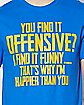 Happier Than You T Shirt