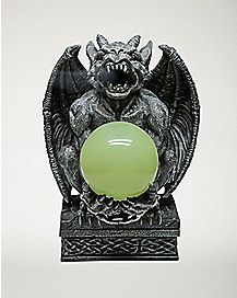 Glow in the Dark Gargoyle Incense Burner
