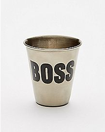 Boss Shot Glass - 1.5 oz.