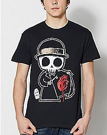 Akumu Ink Heart Keeper T Shirt
