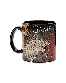 Sigils Game Of Thrones Coffee Mug - 20 oz.