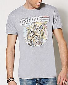 Battle Stance GI Joe T Shirt