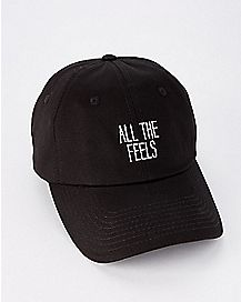 All The Feels Dad Hat