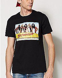 Ladies Baywatch T Shirt