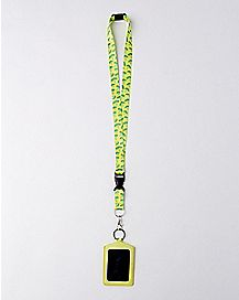 Broccoli Lanyard