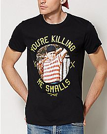 Sandlot You're Killing Me Smalls T Shirt