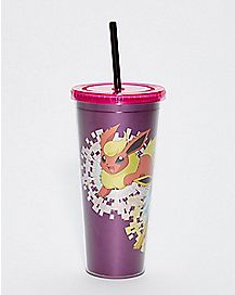 Pokemon Cup With Straw - 24 oz.