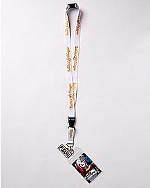 Puddin' Harley Quinn Lanyard - Suicide Squad