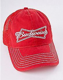 Budweiser Trucker Hat