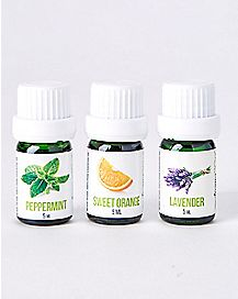 Therapeutic Essential Oil Starter 3 Pack