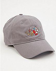 Ren and Stimpy Dad Hat