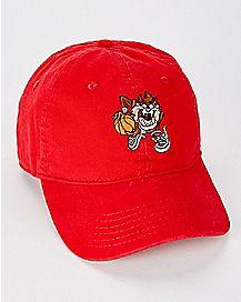 Tasmanian Devil Dad Hat - Looney Toons