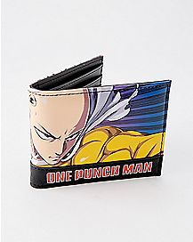One Punch Man Bifold Wallet