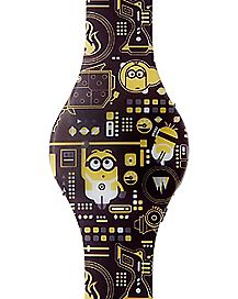 Arcade Minion LED Watch  - Despicable Me