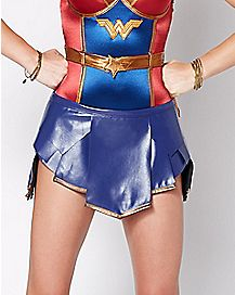 Wonder Woman Skirt - DC Comics