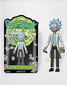 Rick Action Figure - Rick and Morty