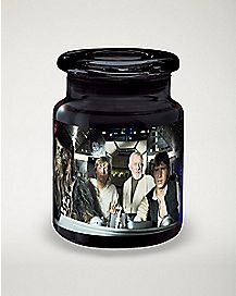 That's No Moon Storage Jar 6 oz. - Star Wars