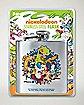 90's Nickelodeon Flask - 8 oz.
