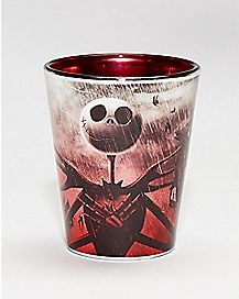 Jack Skellington Shot Glass 1.5 oz. - The Nightmare Before Christmas