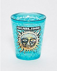 Frozen Look Sublime Shot Glass - 2 oz.