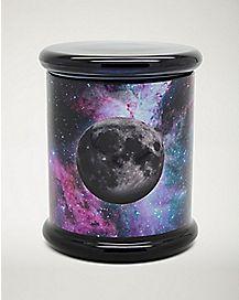 Moon Galaxy Storage Jar - 14 oz.