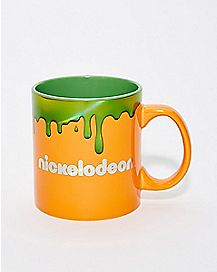 Nickelodeon Slime Coffee Mug - 20 oz.