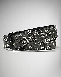 Pot Leaf Belt