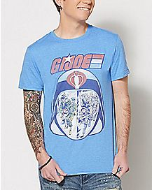 GI Joe Cobra Commander Reflection Tee