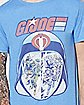 Cobra Commander Reflection GI Joe T Shirt