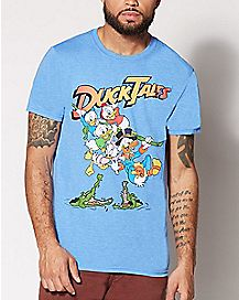 Group Duck Tales T Shirt