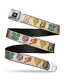 Symbols Seatbelt Belt - Fairy Tail