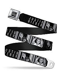 Justin Bieber Seatbelt Belt