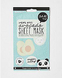 Avocado Sheet Face Mask