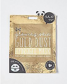 Glowing Skin Gold Dust Face Mask