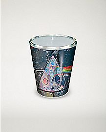 Pink Floyd Dark Side of the Moon Shot Glass - 1.5 oz.