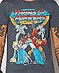 Retro Transformers T Shirt