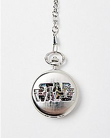 Classic Star Wars Pocket Watch