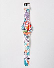 LED Ariel Watch - The Little Mermaid