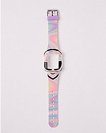 Alien Head Watch Skin
