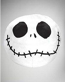 Jack Skellington Nightmare Before Christmas Cloud Pillow