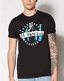 Ed Sheeran T Shirt