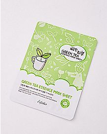 Green Tea Face Mask Sheet