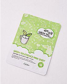 Green Tea Face Mask Sheet