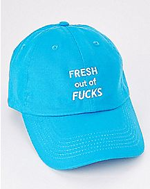 Fresh out of Fucks Dad Hat