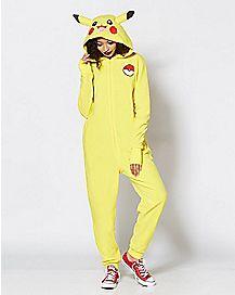 One Piece Pikachu Pajamas - Pokemon