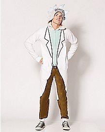 Rick Pajama Costume - Rick and Morty
